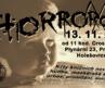 6. ročník HorrorConu se uskuteční v sobotu 13. 11.. Představujeme první hosty!